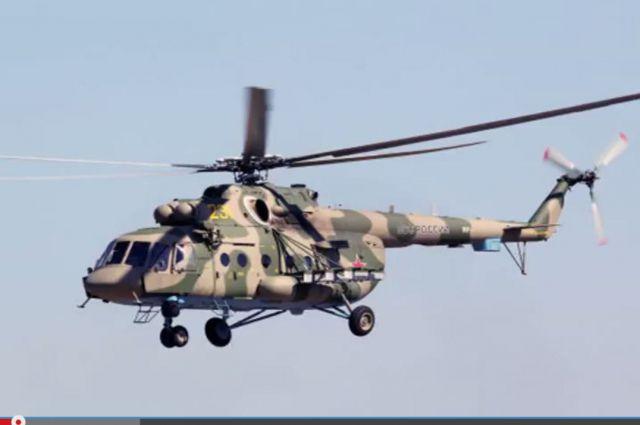 Ми-8АМТШ-В, «Терминатор».