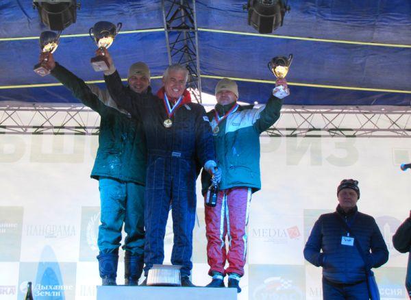 Чемпионы России