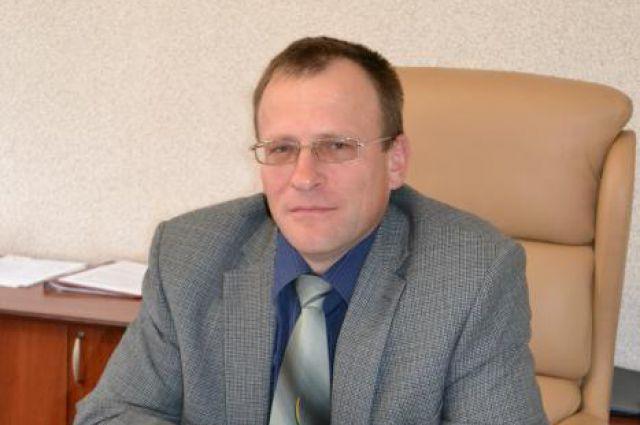 Глава Опочецкого района Юрий Ильин