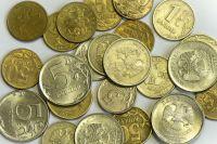 Запрлату иркутянка получила монетами от 5 копеек до 10 рублей.