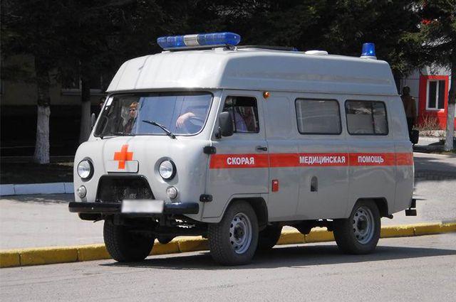 Санитарная машина УАЗ - 3962.