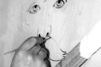 В  «Ночь искусств» можно будет научиться рисовать в разных техниках.