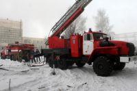 Омские пожарные всегда готовы прийти на помощь.