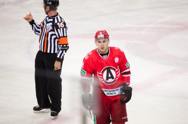 Два хоккеиста «Автомобилиста» вернулись на лед после травм