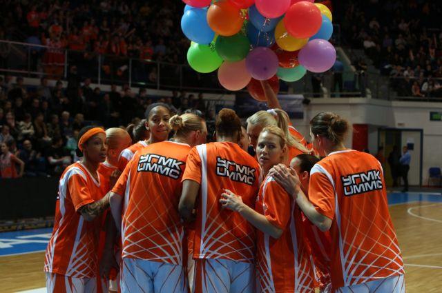 Баскетболисты УГМК в 1/4 финала Кубка страны сыграют с «Динамо-ГУВД»