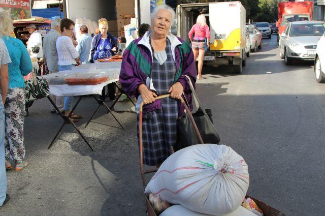 Пенсионеров Ростовской области в 2015 году ожидает прибавка к пенсии