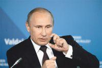 Президент готов к контрнаступлению во внешней политике. Но готов и договариваться с Западом