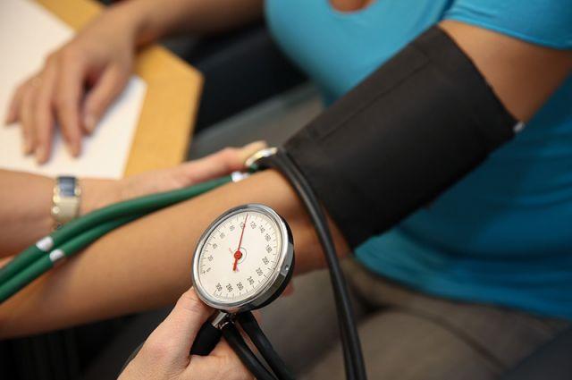 Медики приглашают уральцев на диагностику гипертонии