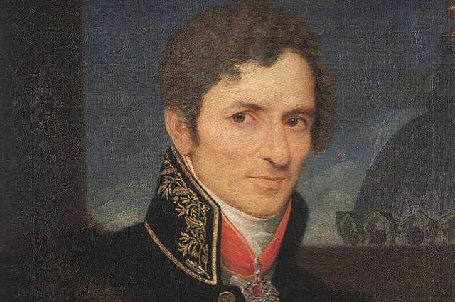 Андрей Воронихин родился в семье крепостных графа Александра Строганова, который долгое время был президентом петербургской Академии художеств.