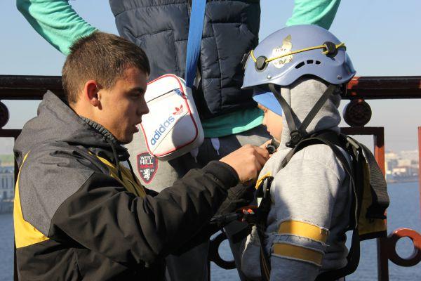 Пятилетний роуп-джампер Данил Дудник установил рекорд