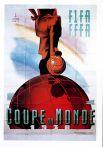 ЧМ-1938 во Франции. Итальянцы выиграли второй турнир подряд, в решающей игре одолев команду Венгрии.