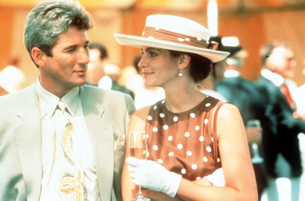 «Я богата. Я счастлива.. У меня все хорошо, и, наверное, притворяться кем-то другим было бы просто нечестно» (кадр из фильма «Красотка», 1990)