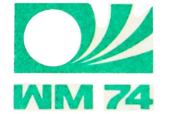 ЧМ-1974 в ФРГ. Хозяева турнира в решающем матче обыграли сборную Нидерландов - 2:1.