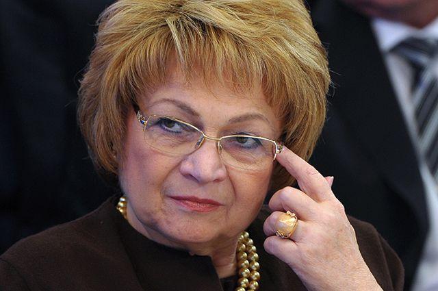 Людмила Швецова.