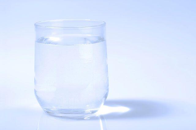 Омичи пьют чистую воду.