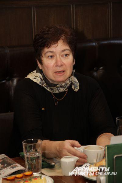 Нонна Шалина,  директор по развитию, маркетингу и рекламе компании «Истком»