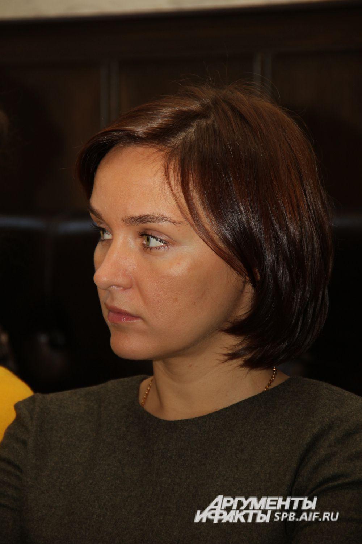 Светлана Ильина, генеральный директор кондитерского дома «Тортуа»