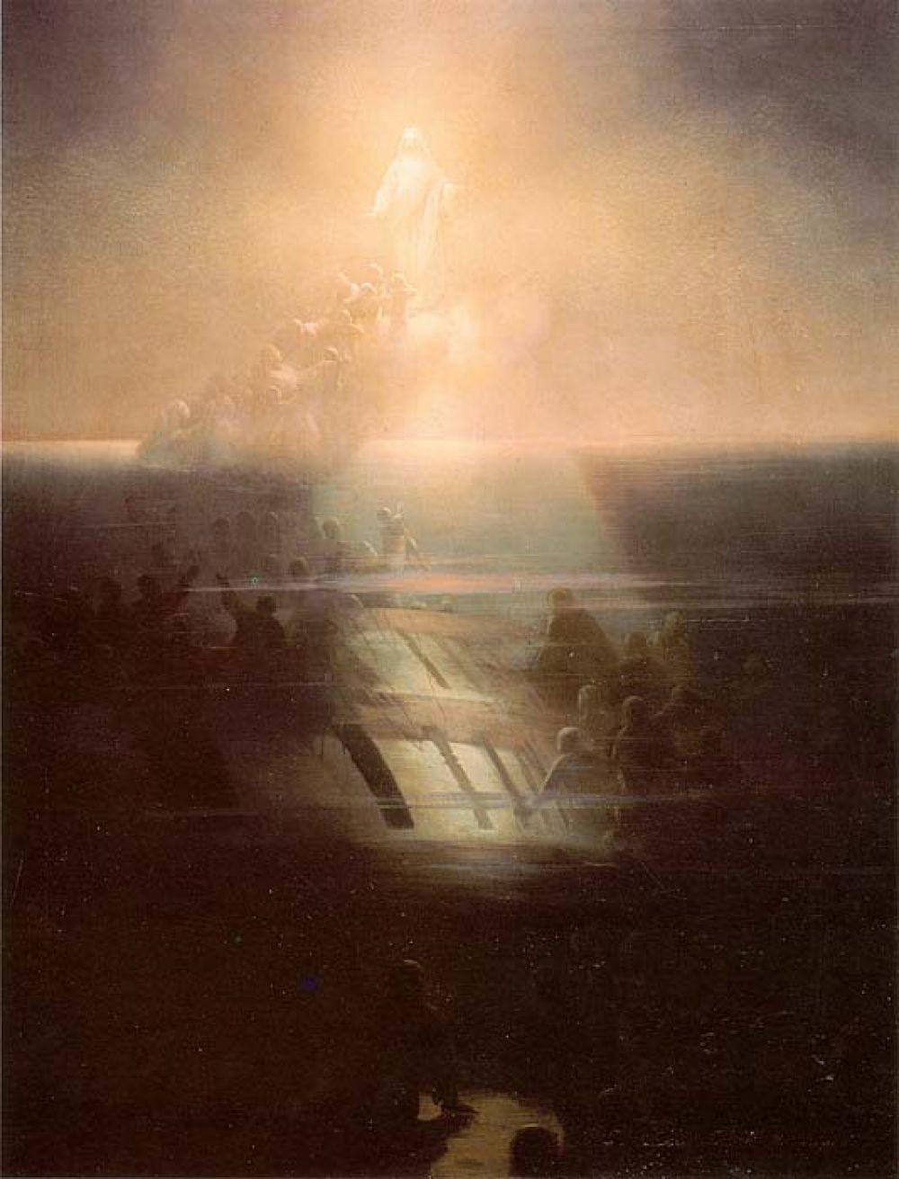 Причина гибели «Лефорта» так и осталась загадкой, так как расчеты убедительно показывают, что при имевшихся на нём парусах он не мог быть опрокинут ветром, хотя первоначально эта версия входила в число трех основных. Комиссией по расследованию причин катастрофы признаны наиболее вероятными причинами аварии ослабление связей корабля, вызваные тем, что в 1856 году корабль дважды был использован в качестве транспорта для перевозки тяжелых грузов на орудийных палубах.