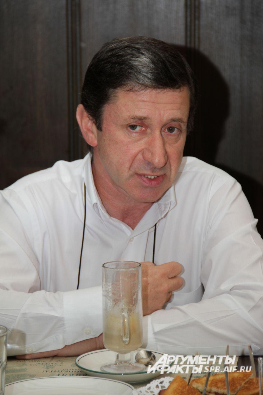 Сергей Вайнер, член правления дилерского комплекса «Автополе».