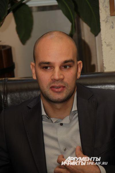Василий Григорьев, заместитель генерального директора в компании «Р-Моторс» по работе с регионом.