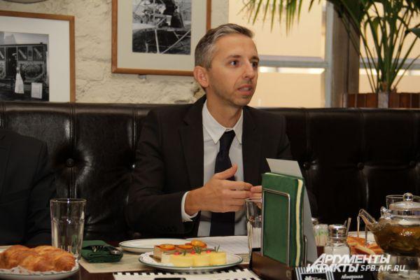 Василий Орехов, директор по маркетингу компании «Атлант-М Балтика».
