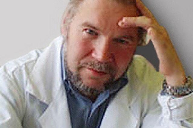 Виктор Ханыков.
