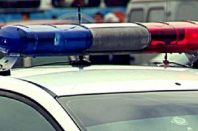 С места ДТП полицейские собрали стеклянные и пластиковые фрагменты кузовных деталей автомобиля.