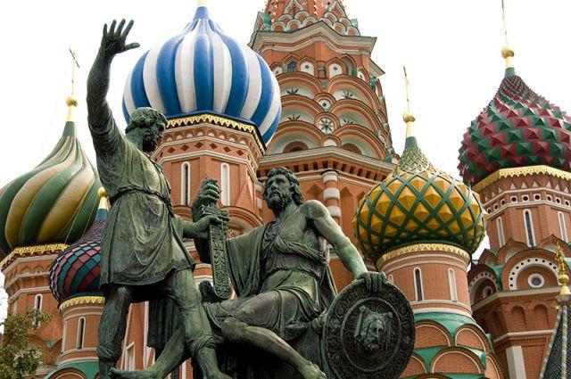 4 ноября вся страна отмечает День народного единства