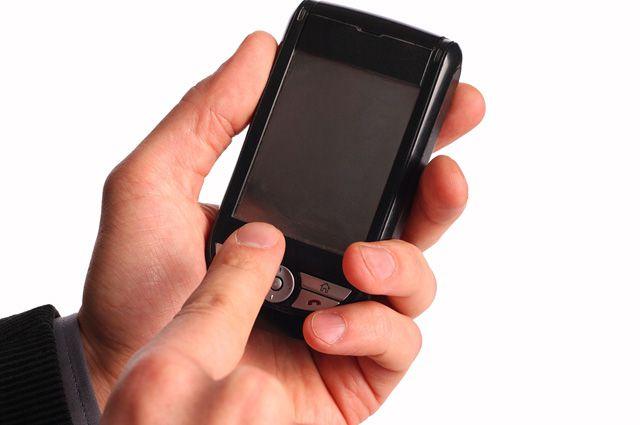 Лжетеррорист воспользовался чужим мобильным телефоном.