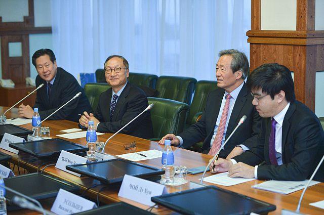 Корейские бизнесмены заинтересованы сотрудничать с Приморьем.