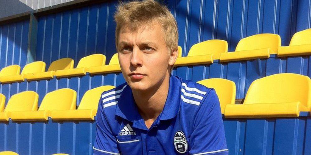 Александр Шуфрич – вице-президент ужгородской «Говерлы»