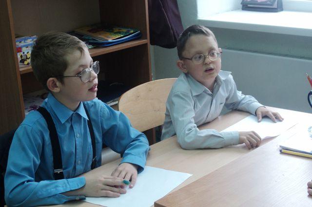 Российские школы не готовы принять «не таких» детей