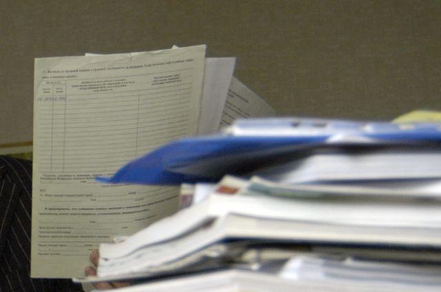 Бухгалтера одного из омских предприятий подозревают в хищении денежных средств.