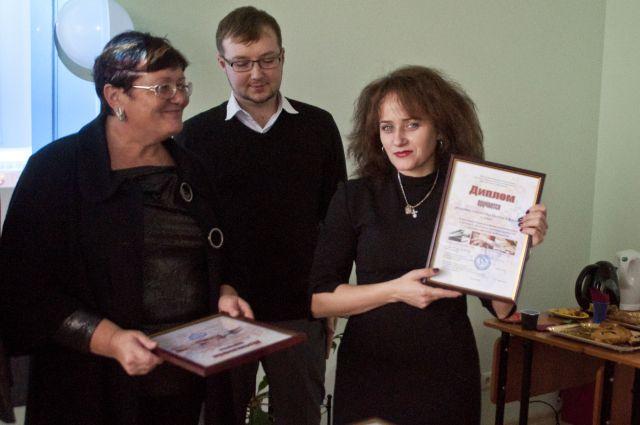 «АиФ в Омске» наградили грамотой.