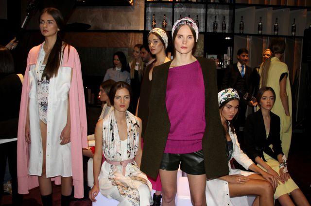 Презентация коллекции Katerina Kvit на Mercedes-Benz Kiev Fashion Days