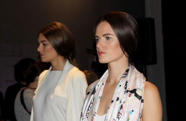 Международная неделя моды Mercedes-Benz Kiev Fashion Days