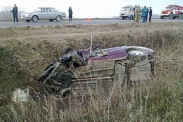 Еще одна авария на трассе Дубна-Воскресенское