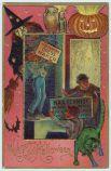 Бартер: ведьма и владелец магазина обмениваются услугами