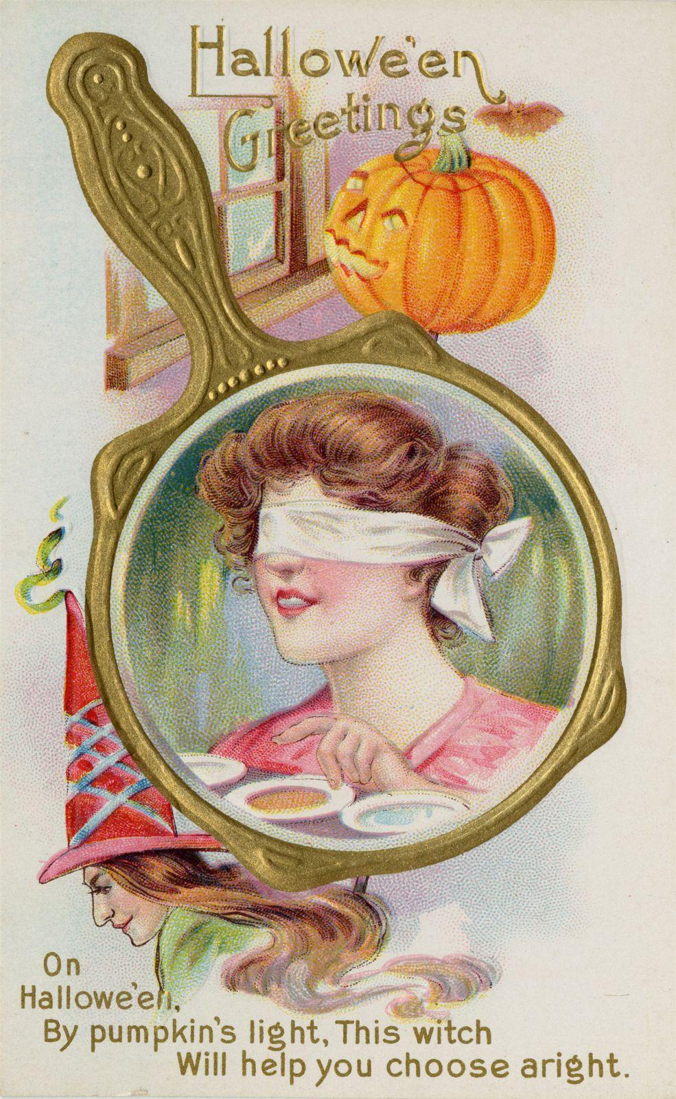 Магия Хэллоуина – выбери блюдо, которое раскроет вам тайну настоящей любви