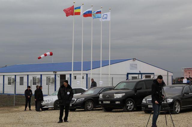 Старт реализации проекта аэропорта «Южный» в Ростовской области