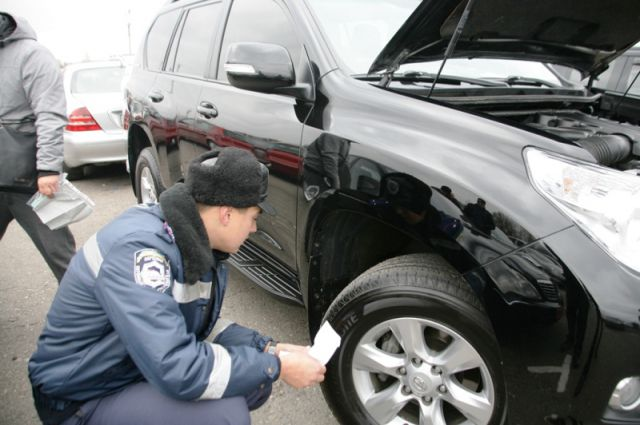 Как проверяют авто на аварии