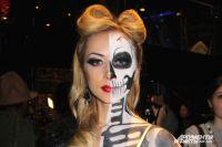 Наталья Валевская на вечеринке Mercedes-Benz Kiev Fashion Days