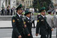 Офицеры украинской армии