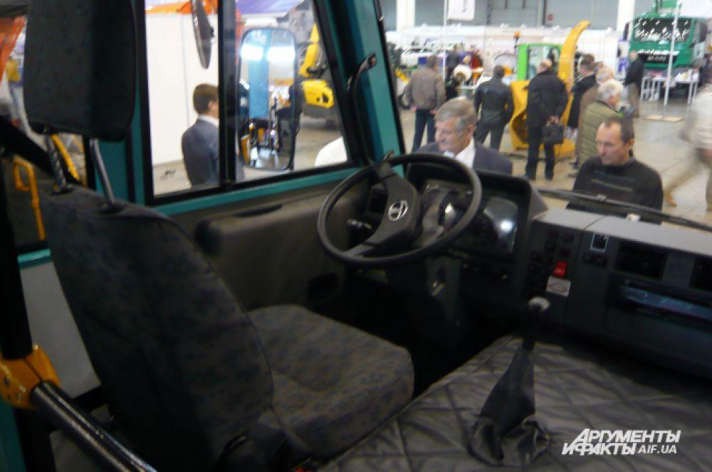 В транспорте установлена 5-ступенчатая коробка передач
