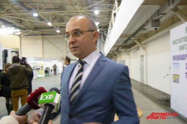 Сергей Савчук, глава Государственного агентства по энергоэффективности и энергосбережению Украины