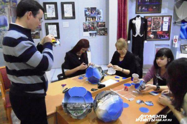 Хабаровский фотограф учит собирать из панорамных снимков глобус хабаровска