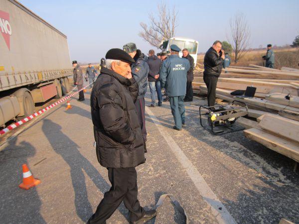 По последним данным в ДТП в Нижегородской области 6 человек погибли, 12 получили ранения