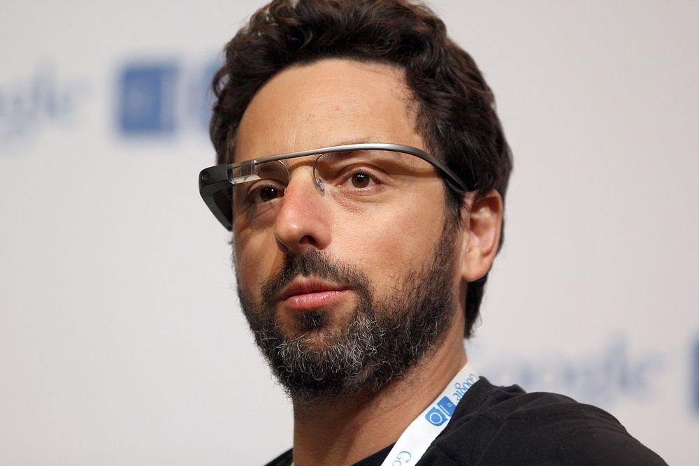 Девятое место поделили между собой основатели компании Google Сергей Брин и Ларри Пейдж.
