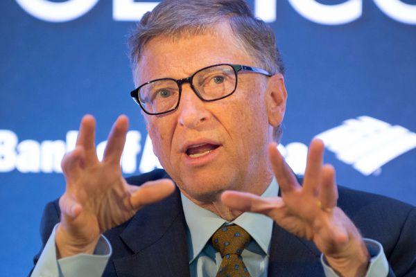В десятку вошел сооснователь корпорации Microsoft Билл Гейтс – 7 место.