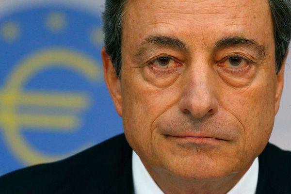 Глава ЕЦБ Марио Драги на 8 месте.